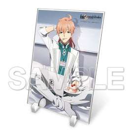 [Fate/Grand Order] -Absolute Demon Battlefront: Babylonia- Acrylic Stand Romani Archaman - Character Goods
