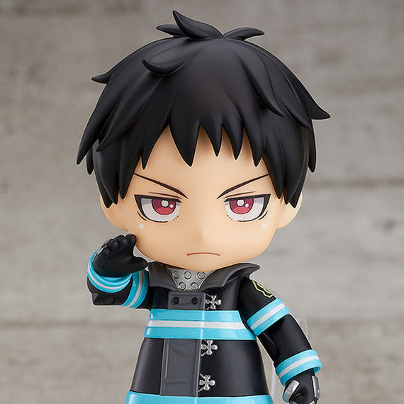 [Fire Force] Shinra Kusakabe - Nendoroid 1235