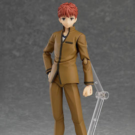 [Fate/stay night Unlimited Blade Works] Shirou Emiya 2.0 - Figma 278