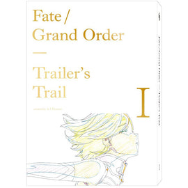 [Fate/Grand Order] Trailer's Trail I created by A-1 Pictures - Art Book