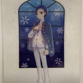 [Snow Miku] Clear File Folder 2. Kaito - Clear File