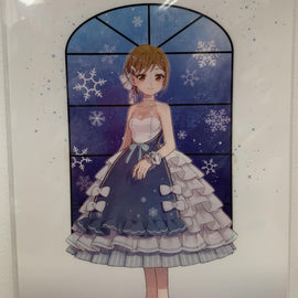 [Snow Miku] Clear File Folder 3. Meiko - Clear File
