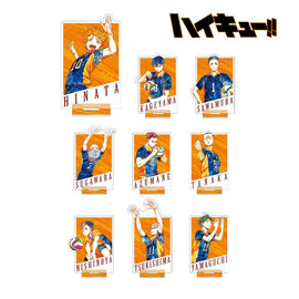 [Haikyu!!] Ani-Art Trading Acrylic Stand Vol. 2 - Blind Box