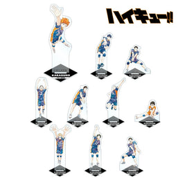 [Haikyu!!] Ani-Art Trading Acrylic Stand Vol. 3 - Blind Box