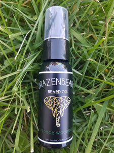 Outdoor Woodsman Beard Oil