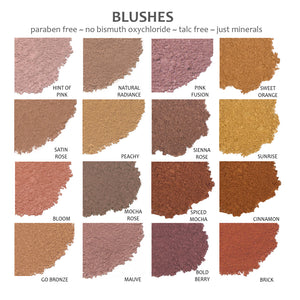 Mineral Blush - Sweet Orange