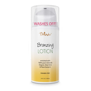 Wash Off Bronzing Lotion