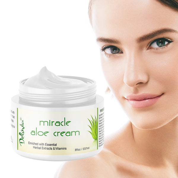 Aloe Cream Club Subscription - Deluvia