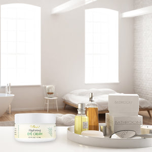 Hydrating Eye Cream - Deluvia