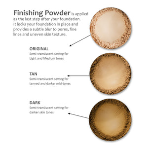 Mineral Finishing Powder - Tan