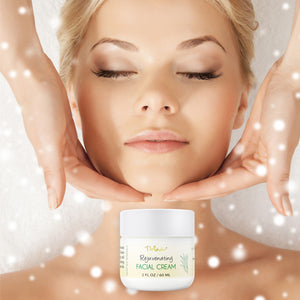 Rejuvenating Facial Cream - Deluvia