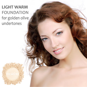 Mineral Foundation - Light Warm