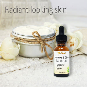 Hydrate & Glow Facial Oil