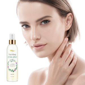 Face & Body Hydra Spray - Lavender Eucalyptus - Deluvia