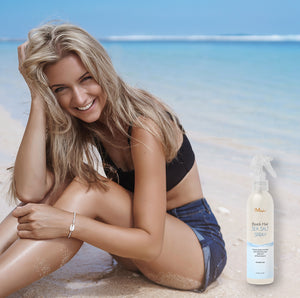 Beach Hair Salt Spray