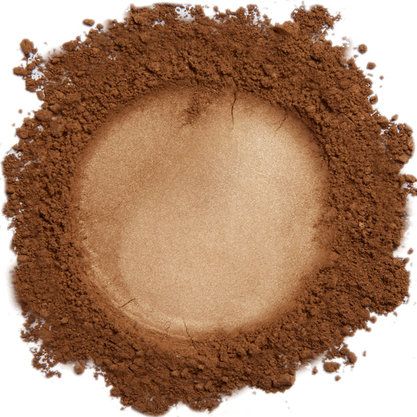 Mineral Foundation - Spiced Honey