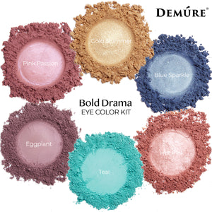 Bold Drama Eye Color Kit - Deluvia
