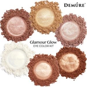 Glamour Glow Eye Color Kit - Deluvia