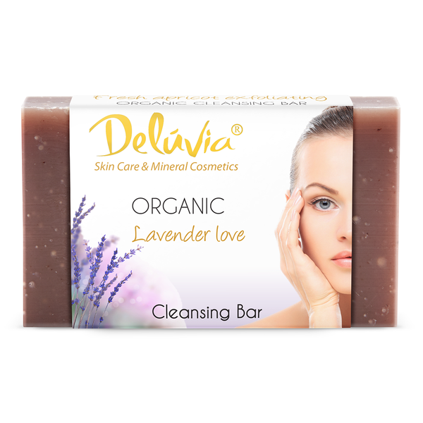 Soap Bar - Lavender Love - Deluvia