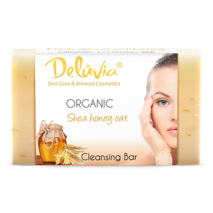 Soap Bar - Shea Honey Oat - Deluvia