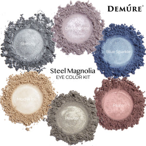 Steel Magnolia Eye Color Kit - Deluvia