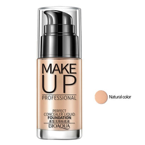 Face Makeup Base Face Liquid Foundation BB Cream Concealer Foundation Primer Easy to Wear Soft Carrying