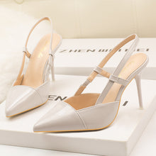 Shoes Style With Thin high-heeled Shallow Pointed - The Perfect Match