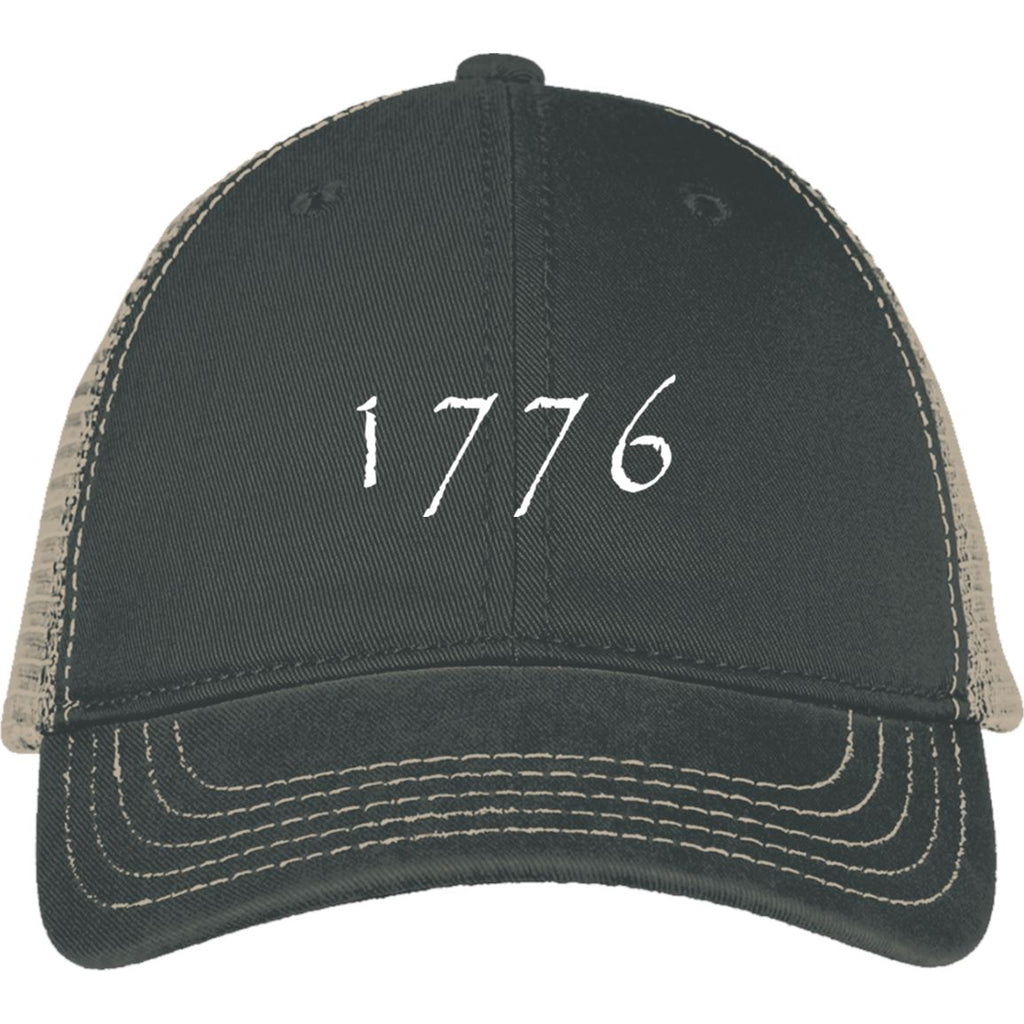 1776 - District Mesh Back Cap