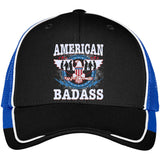 American Badass - Port Authority Colorblock Mesh Back Cap