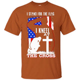 I Stand For The Flag, I Kneel At The Cross