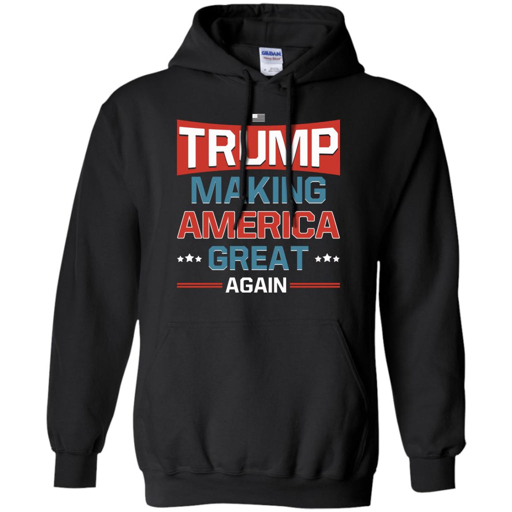 Trump - Making America Great Again Pullover Hoodie