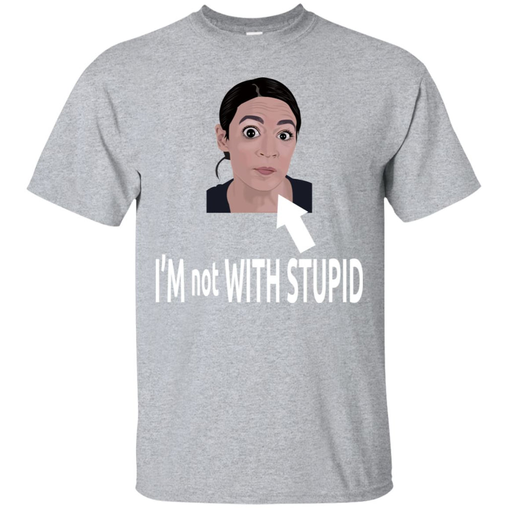 Alexandria Ocasio-Cortez: I'm Not With Stupid (Quasimodo Edition)