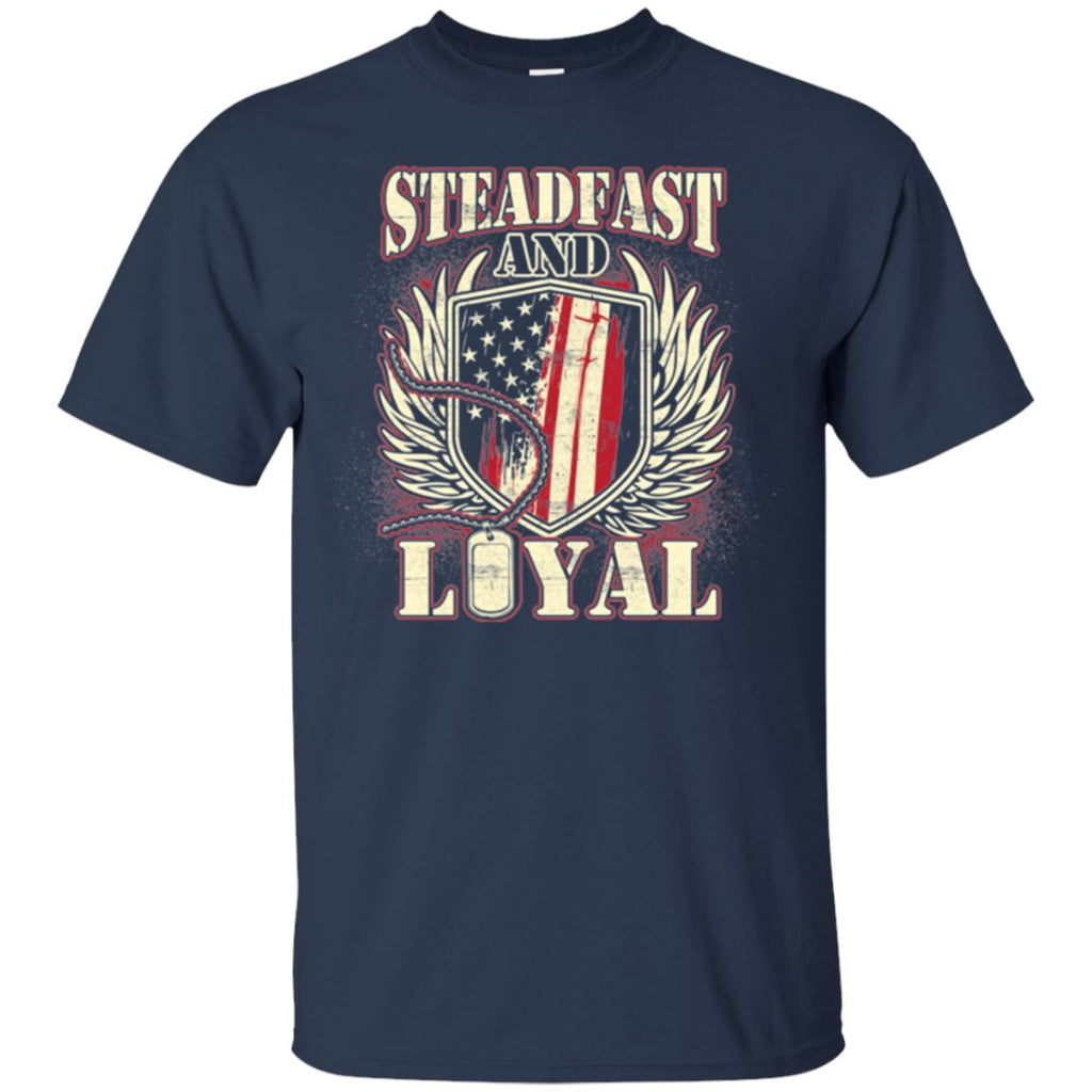 Steadfast and Loyal