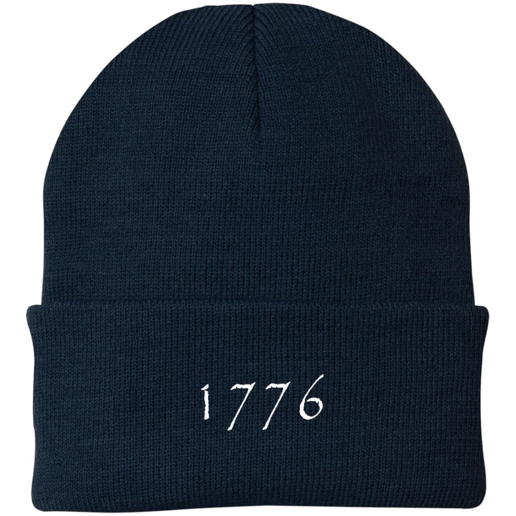 1776 - Port Authority Knit Cap