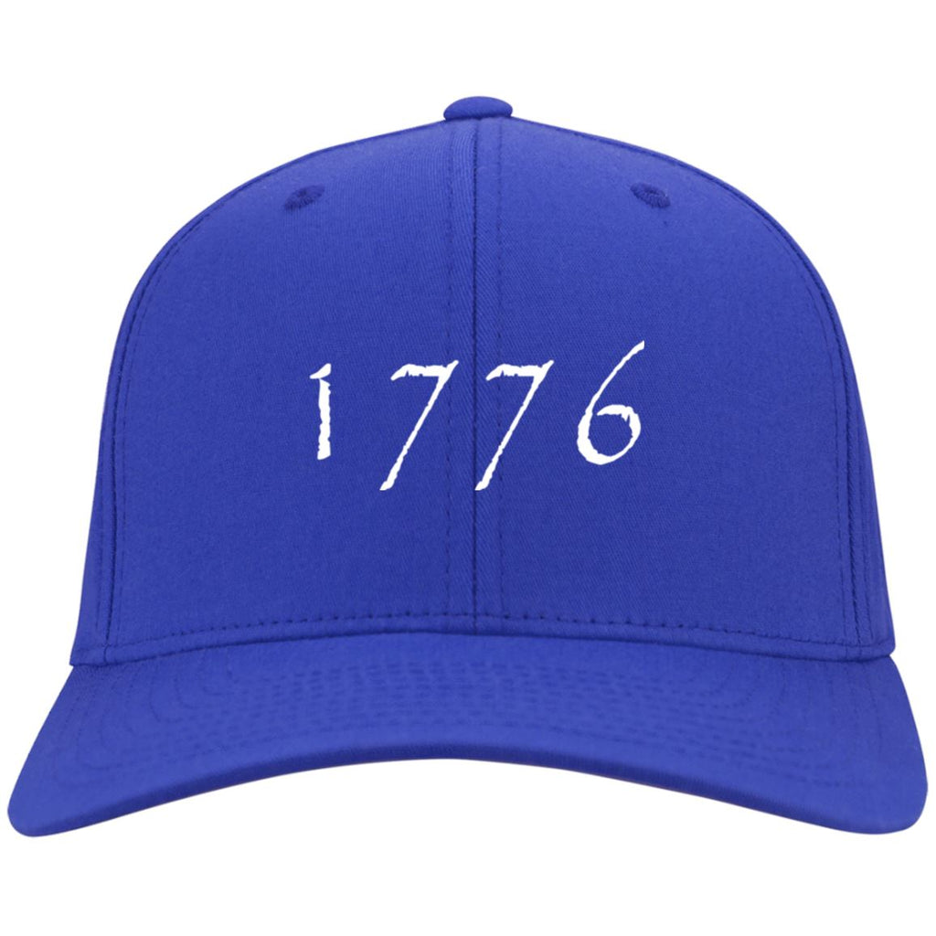 1776 - Port & Co. Twill Cap