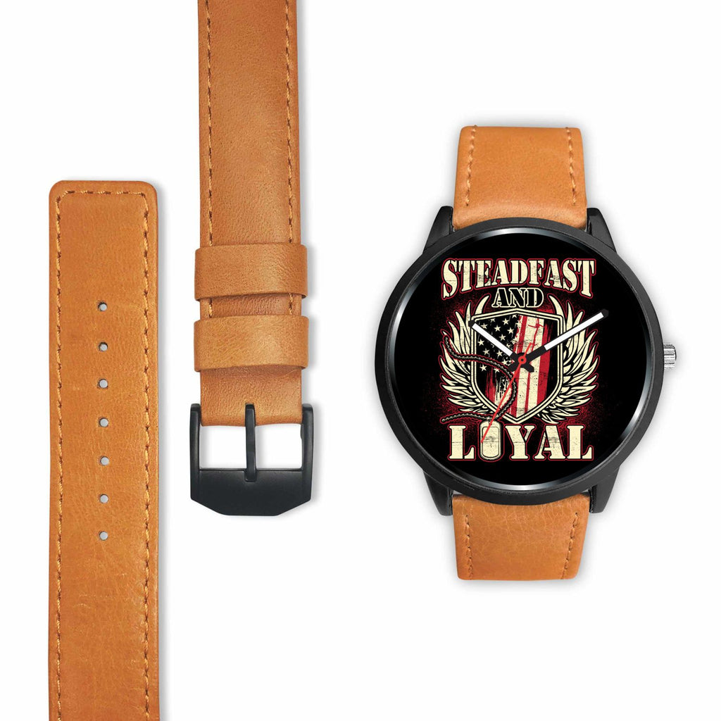 Steadfast and Loyal Premium Watch