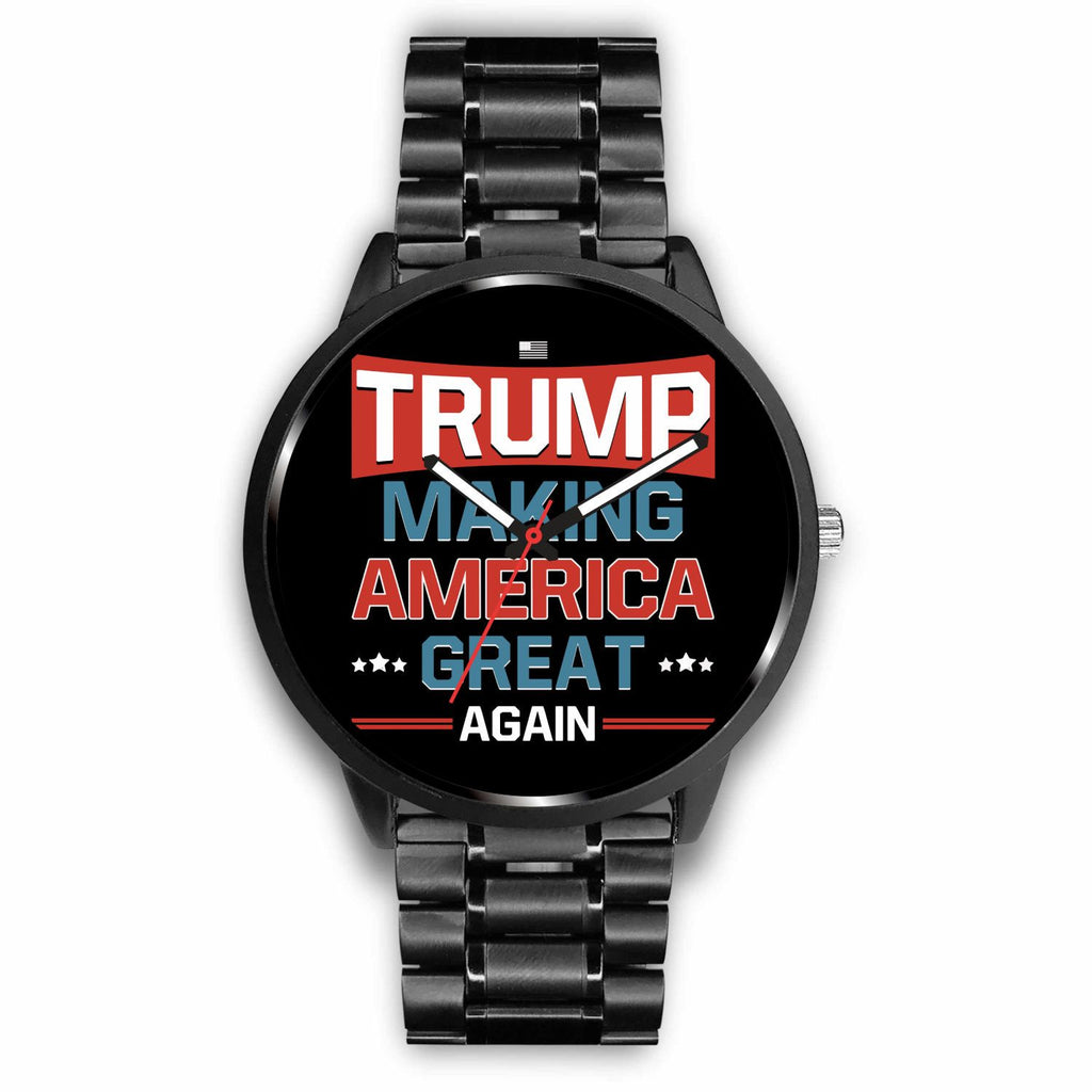 Trump Making America Great Again Premium Watch