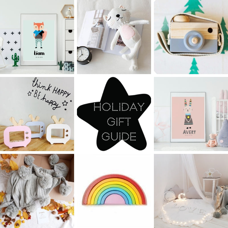 8 Timeless Holiday Gifts for Babies and Kids