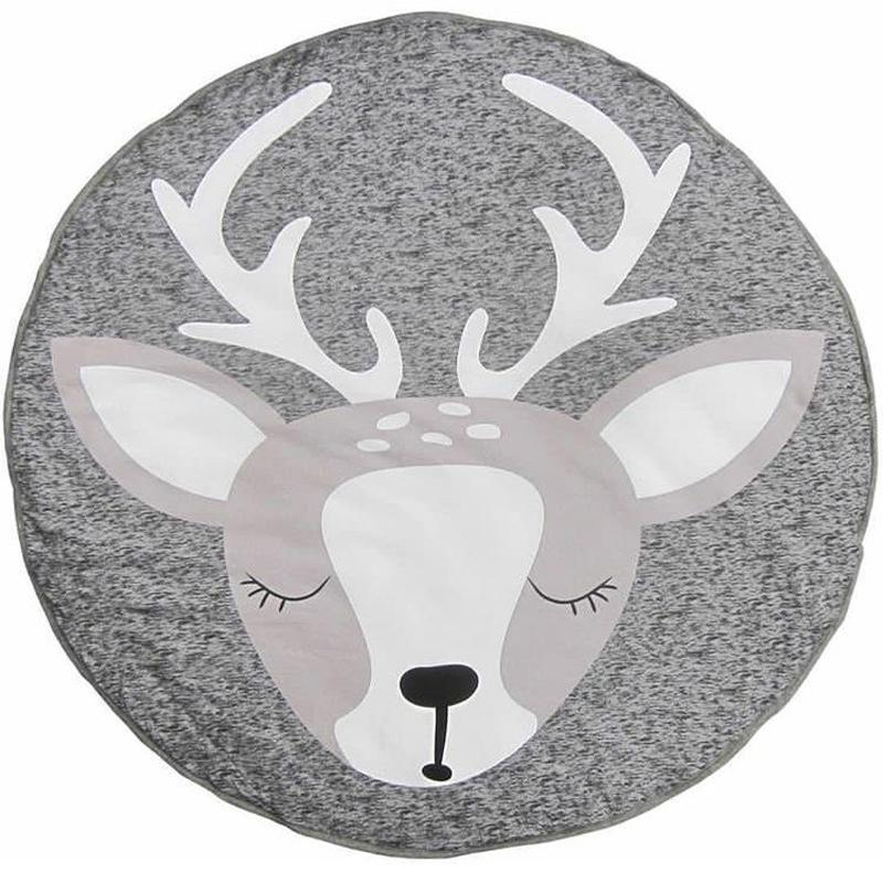 Deer Soft Activity and Play Mat