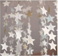 Paper Stars Garland (2 Colors)