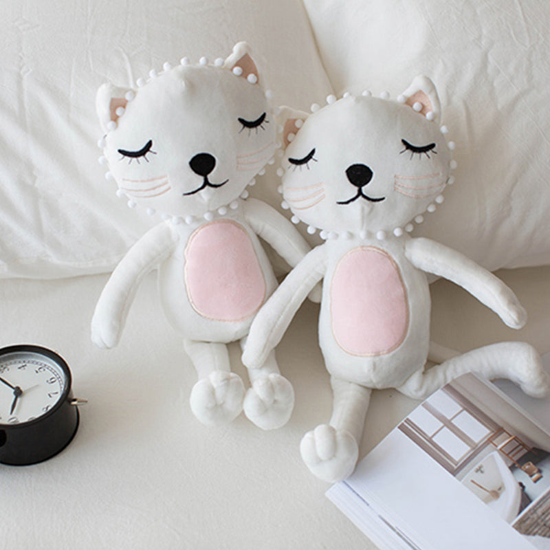 Scandi Kitty Plush Doll