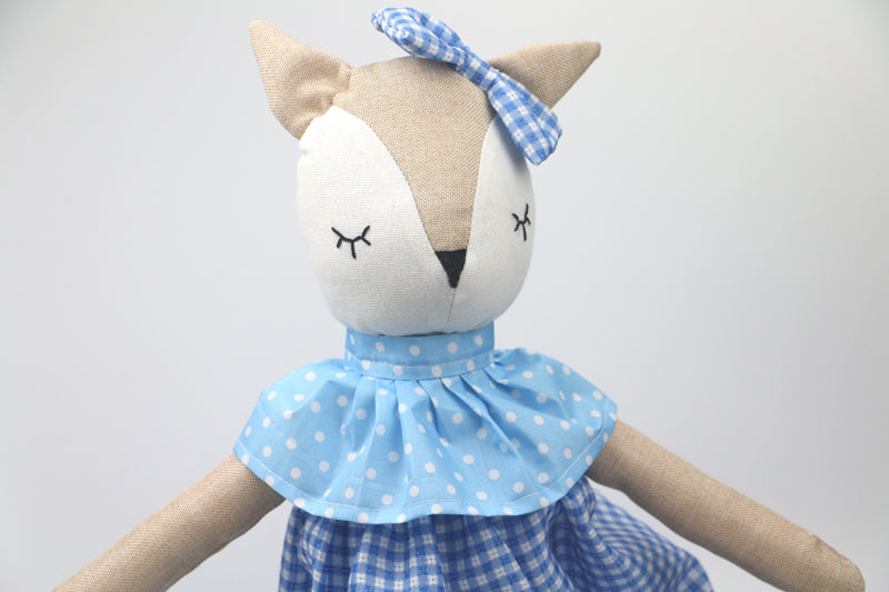 Dalia the Deer  Doll