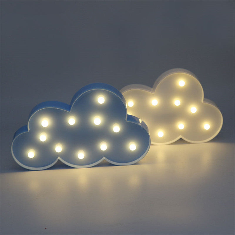 Cloud Night Light (2 Colors)