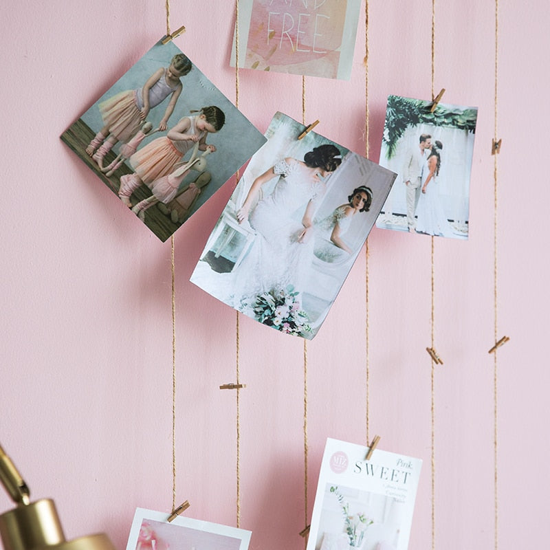 Boho Pictures Display