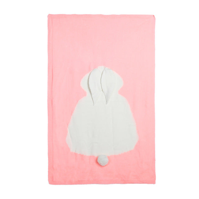 Sweet Bunny Blanket (2 Colors)