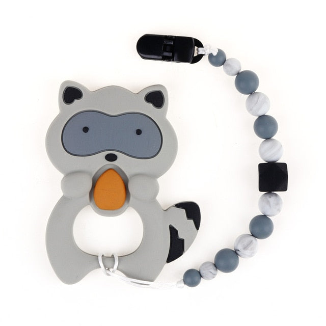 Rodney the Raccoon Teether