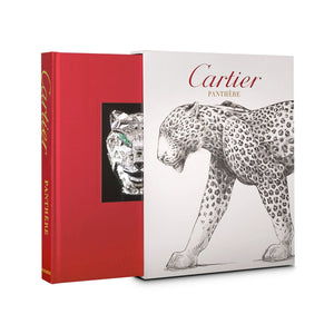 Cartier Panthère chronicles the panther in art history. 300 pages 150 illustrations English language Released in July 2015 W 11.02 x L 13.97 x D 2.08 in Linen hardcover in luxury slipcase ISBN: 9781614284284 9.3 lb