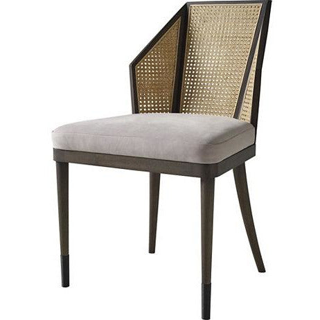 CANE SIDE CHAIR by BAKER