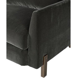 BRUTE MID-SIDED SOFA by BAKER