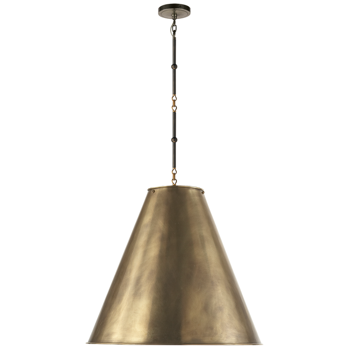 Goodman Large Hanging Lamp - Duvall Atelier